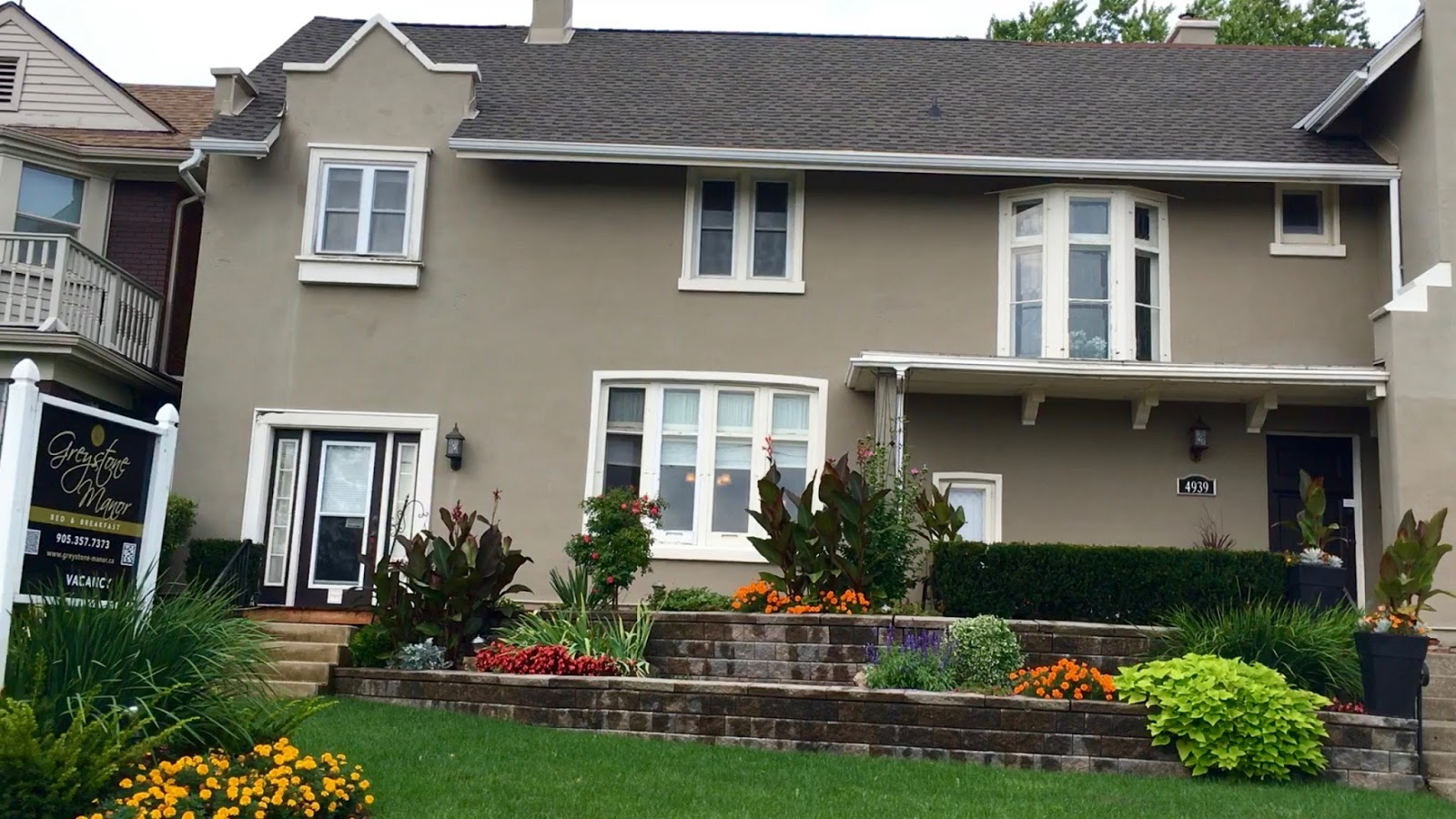 Retired In Delaware The Greystone Manor Niagara Falls