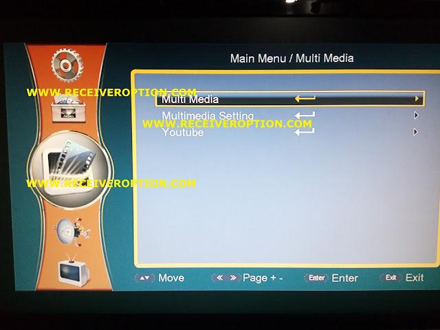ECQLINK EI7000 HD RECEIVER POWERVU KEY SOFTWARE