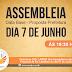 Data Base 2021 | AMSIP fará Assembleia sobre Proposta de Du Cazellato no dia 07 de Junho