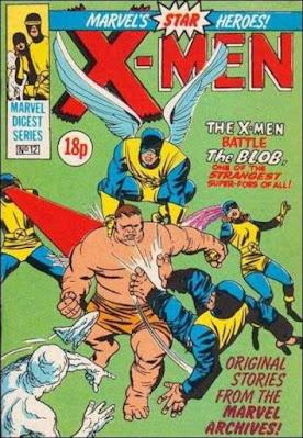 X-Men pocket book #12