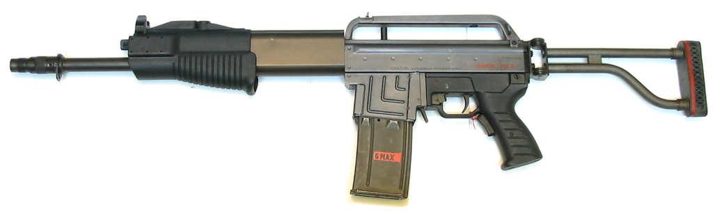74c1b349570 Για πολλά χρόνια, οι στρατοί σε όλο τον κόσμο έχουν ενδιαφερθεί για το τι  θα μπορούσε να ονομαστεί ένα όπλο επίθεσης. Καραμπίνες με επιλογέα βολής  που ...