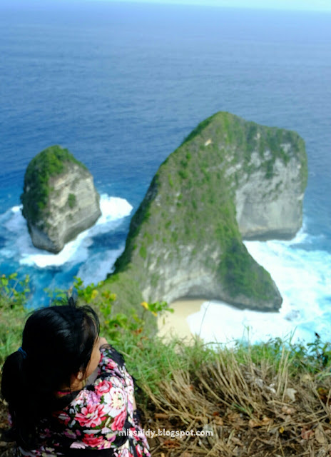 kelingking secret point nusa penida
