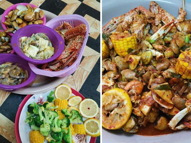 resepi dan cara buat shellout di rumah