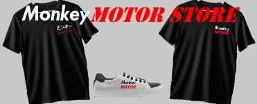 Monkey Motor Store