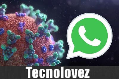 Bufala Whatsapp - Il coronavirus che si deposita su asfalto e scarpe