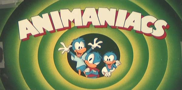 SATURDAY MORNINGS FOREVER: ANIMANIACS