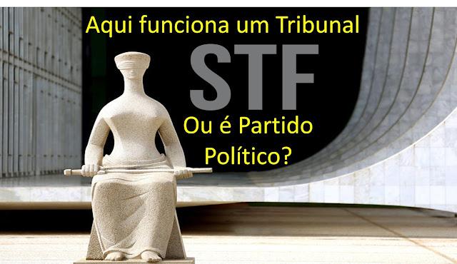 PREPAREM-SE PARA O PIOR: STF eleva a sua jactância e já age à  revelia da Procuradoria-Geral da República (PGR) para perseguir e prender
