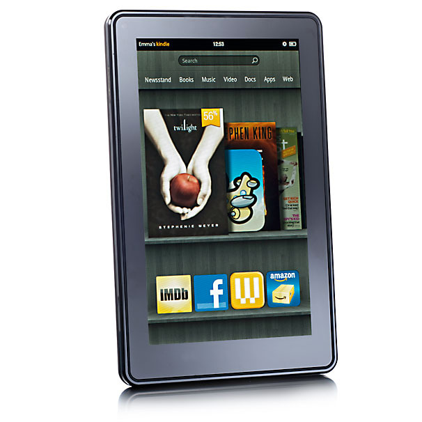 kindle fire con versione android ad hoc