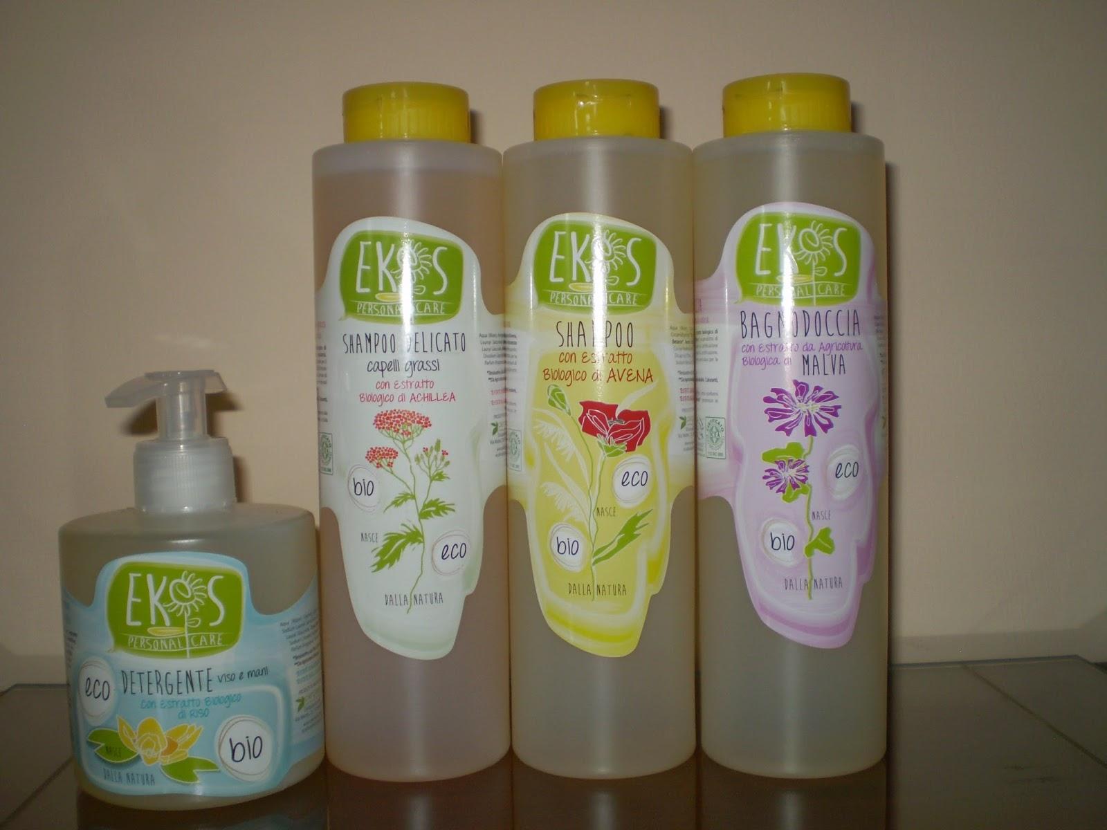 Diario Di Una Green Addict Biolis Nature Shampoo Allavena