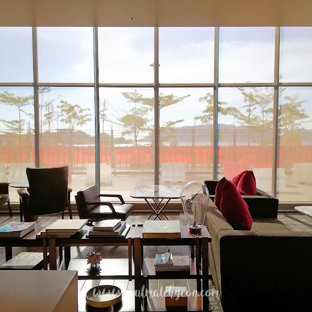 The Lounge, Kota Kinabalu Marriott Hotel