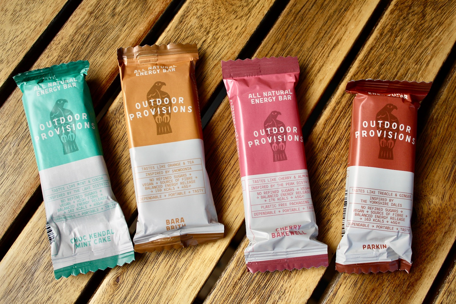 Outdoor Provisions Energy Bars