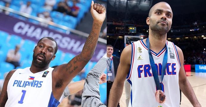 Gilas Pilipinas vs France FIBA OQT
