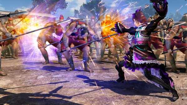 Samurai Warriors 4 II For Free