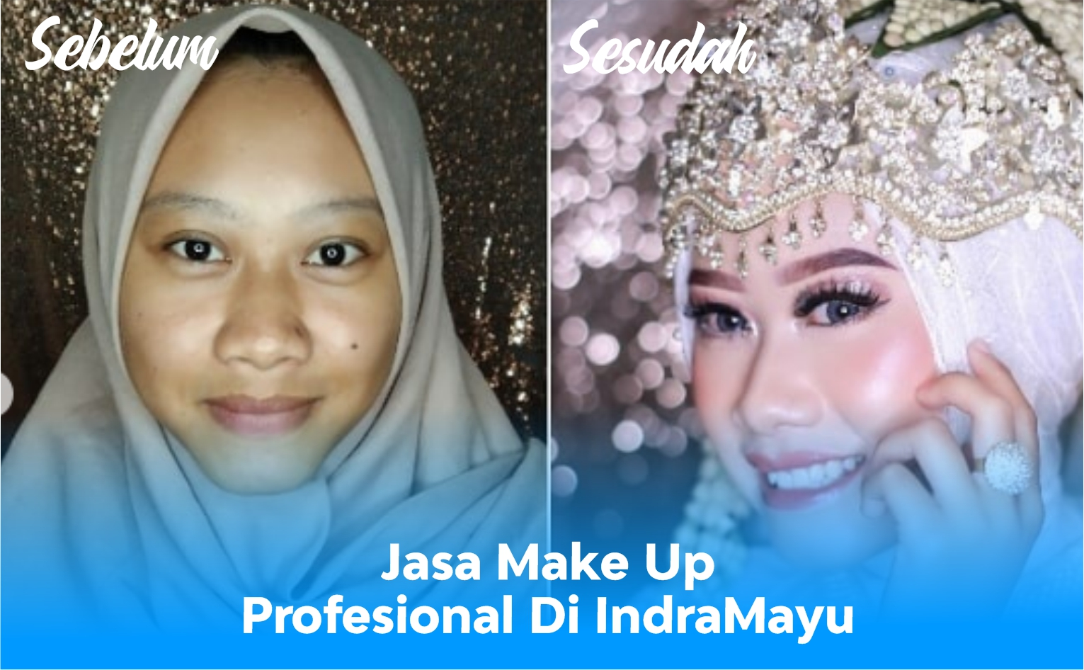 jasa makeup dan rias pengantin di indramayu