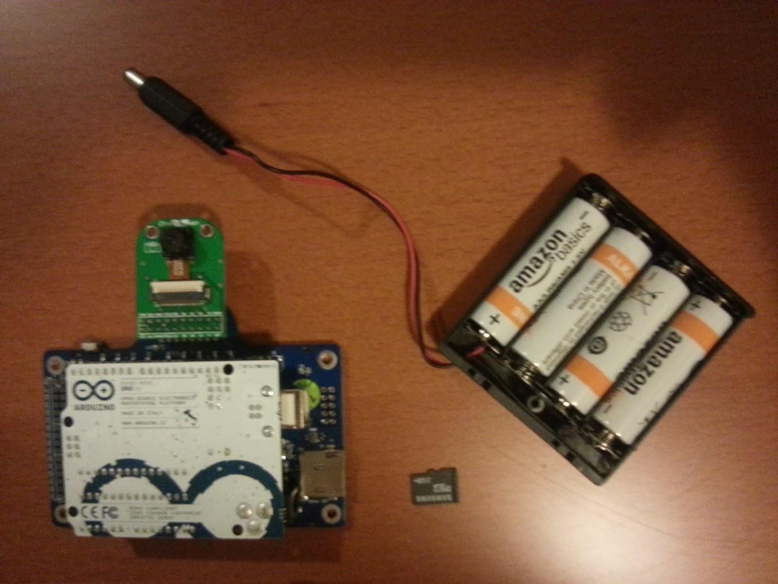 Ben Li-Sauerwine's Notebook: An Arduino Time-Lapse Camera