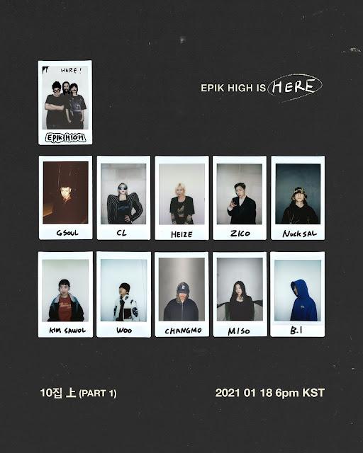 epik high lineup