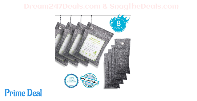 Air Purifying Bags 50% off