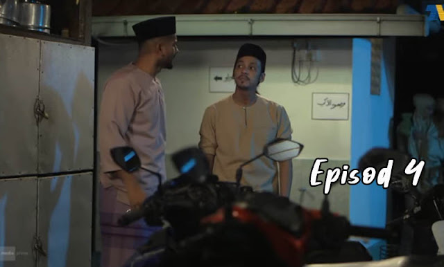 Drama Kekasih Hati Mr Bodyguard Episod 4 Full