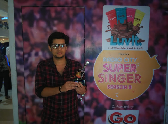 LuvIt chocolates presents Radio City Super Singer Season 8
