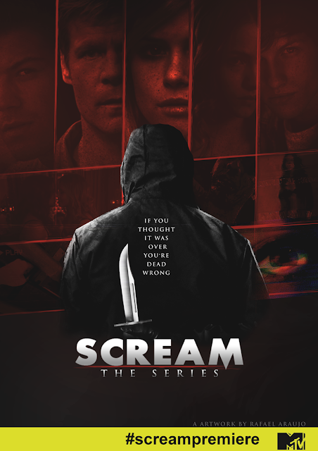 Scream (2015-) ταινιες online seires oipeirates greek subs