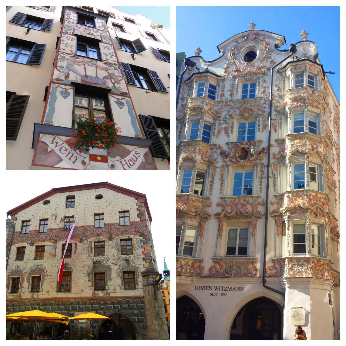 Helbling House, Innsbruck, Áustria