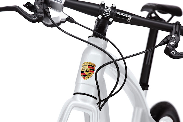 Porsche Bike S badge