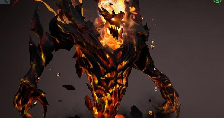 Shadow Fiend Demon Eater Dota 2 Mods