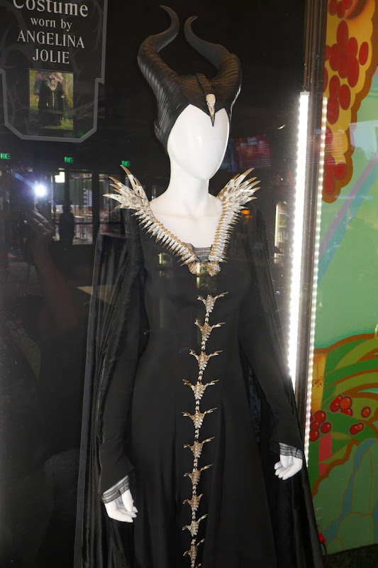 Angelina Jolie Maleficent Mistress of Evil movie costume