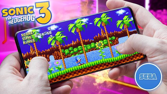 Sonic the Hedgehog 3 Para Teléfonos Android (ROM SEGA)