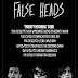 FALSE HEADS ANNOUNCE UK DEBUT TOUR