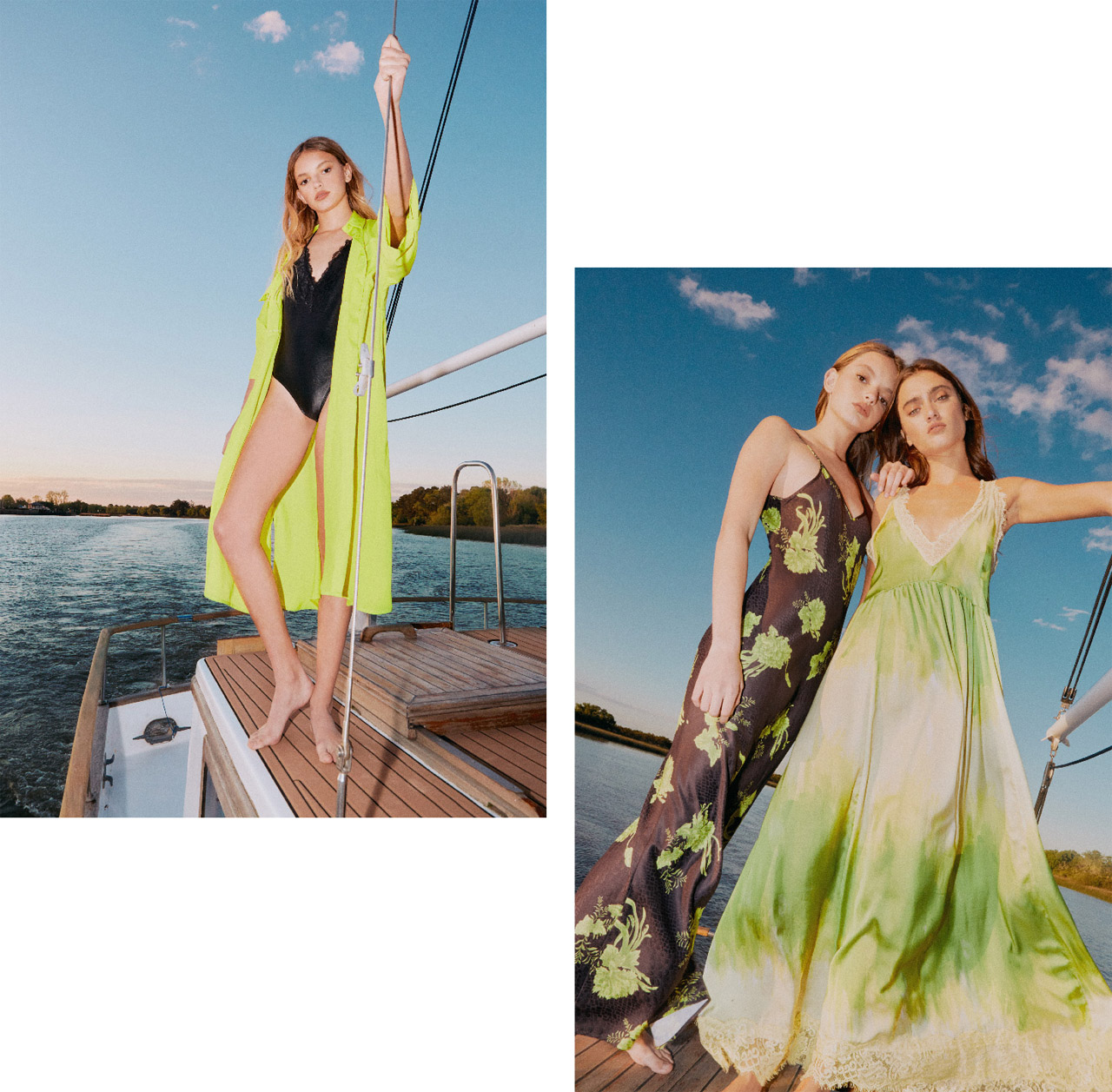 Túnicas de moda 2020. Moda verano 2020 looks para lucir en la playa en días de verano.