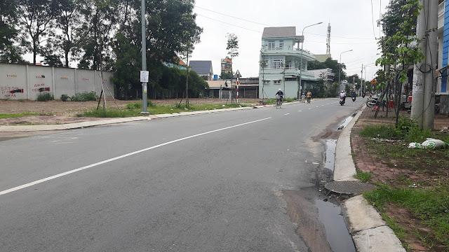 Bán nhà phố phường Phú Lợi TDM