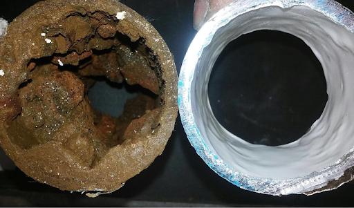 Rehabilitación de tuberías y bajantes sin obra con inyección de epoxi Alcalá de Henares
