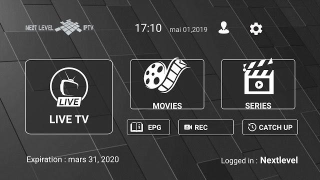 telecharger iptv gratuit 2019