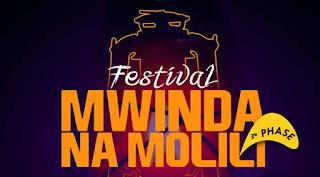 Festival Mwinda Na Molili 3ème phase, édition 2018 : appel aux sponsors et  aux mécènes !