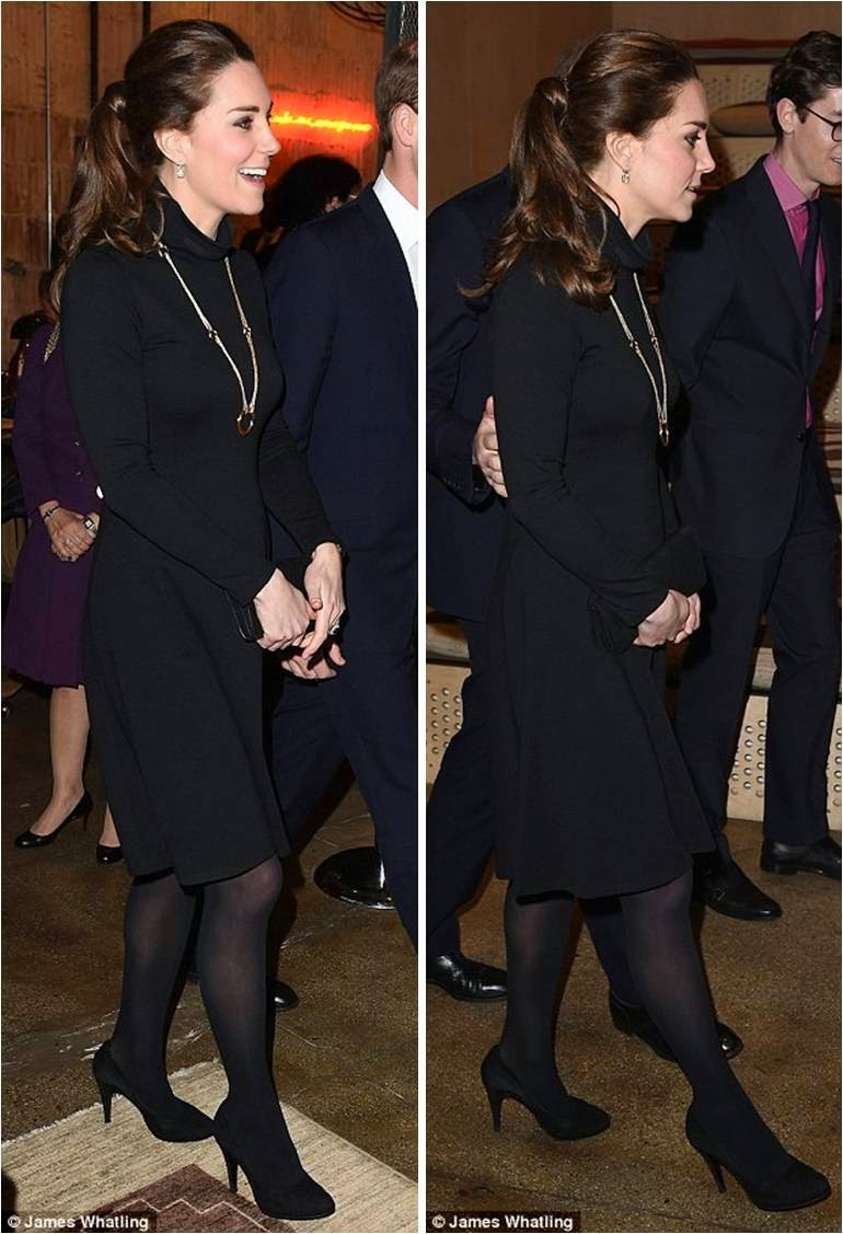 Kate Middleton December 2014