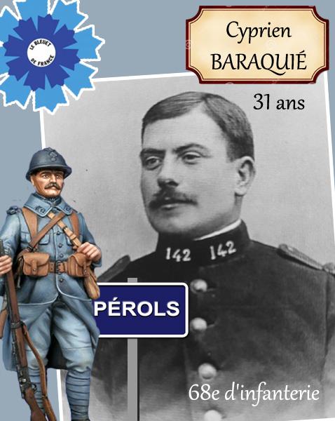 Cyprien Baraquié – Pérols