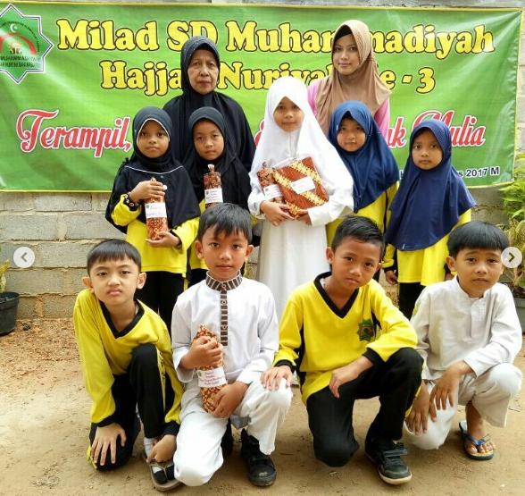 Milad Ke-3 SD Muhammadiyah Hajjah Nuriyah