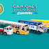 En el paquete: Reproducciones 1:43 de Camiones y autobuses españoles - Editorial Salvat