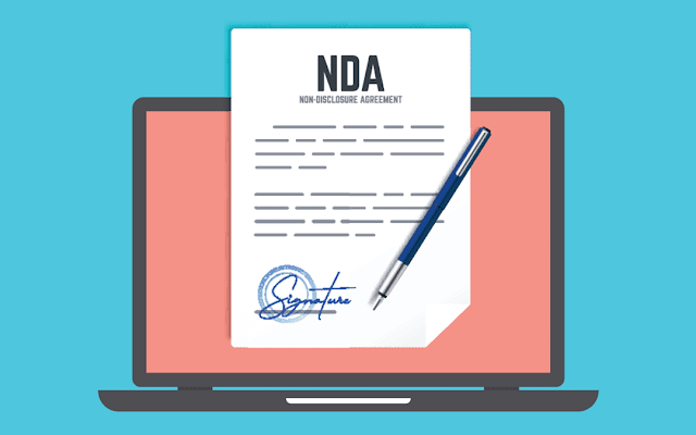 How to protect your ideas with an NDA
