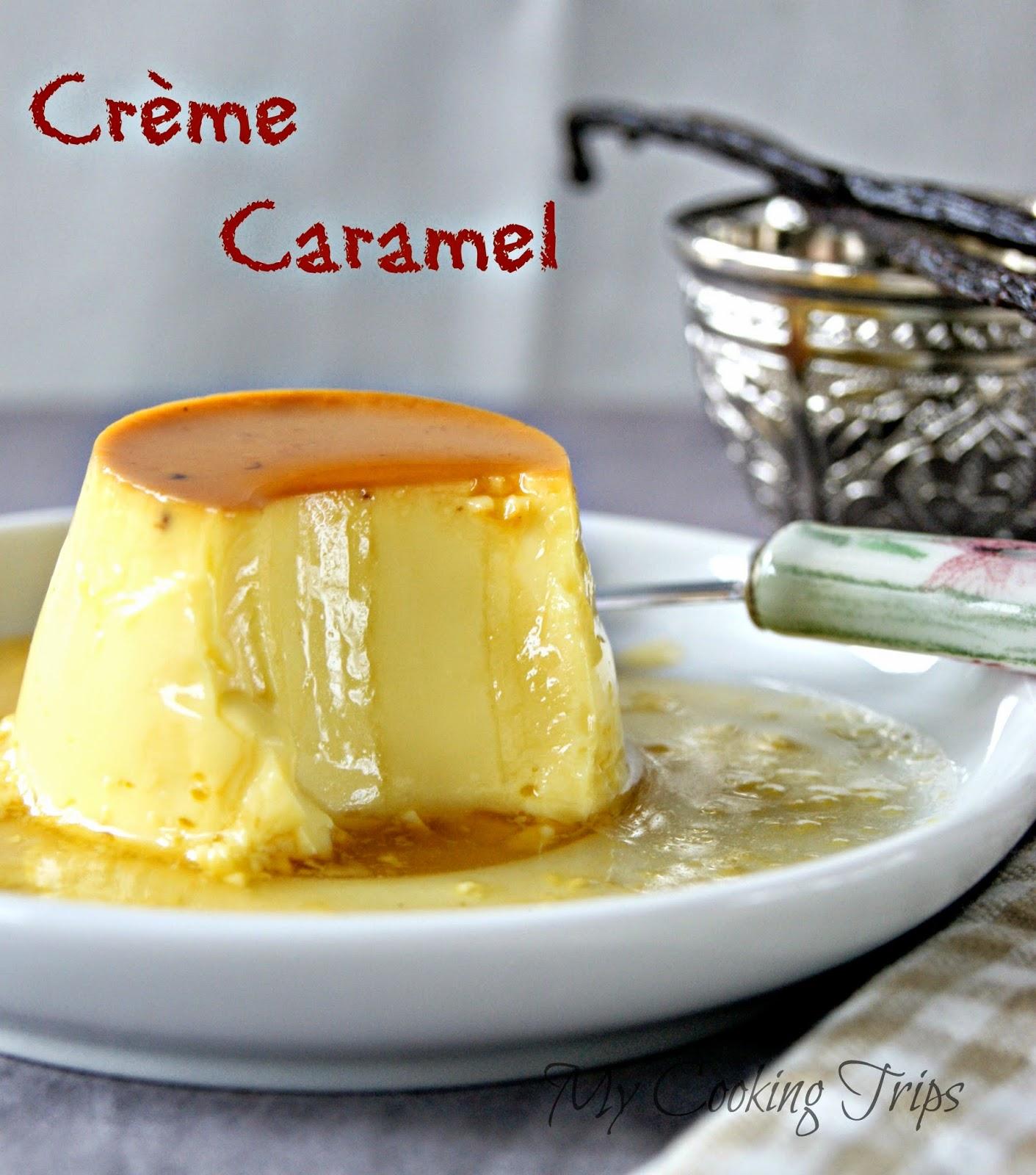 Crème Caramel Di Luca Montersino