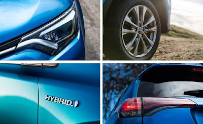 2017 Toyota RAV4 Hybrid all specs HD Photos