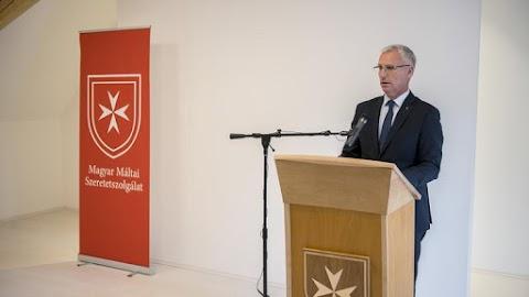 Végre megújult a máltai szeretetszolgálat pécsi központja