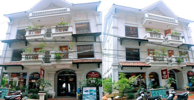 Khách sạn sapa four seasons
