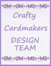 Past Designer for Crafty Cardmakers