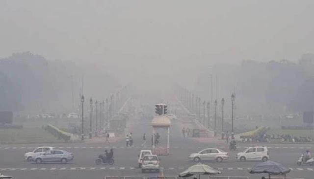 दिल्ली-एनसीआर में वायु प्रदूषण पर लगाम लगाने के लिए केंद्र नया कानून लाए: 1 करोड़ रुपए जुर्माना, 5 साल की जेल