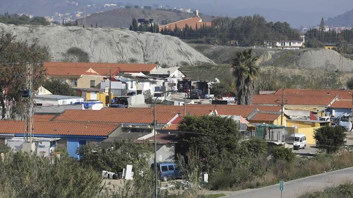 Barriada los Asperones, Málaga