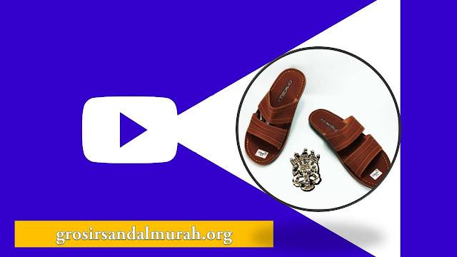 grosirsandalmurah.org - Sandal Imitasi Kulit Pria - Imitasi RDX