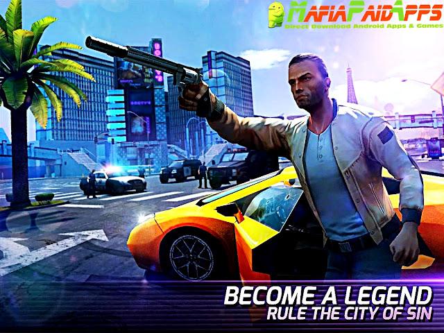 Gangstar Vegas – Mafia game Apk MafiaPaidApps