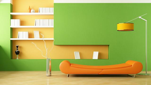 5 Kombinasi Warna Interior Rumah Modern Selain Putih Terbaru